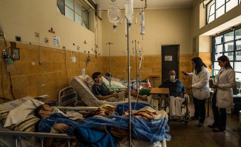 ¡Alarmante! Aumentan las cifras de casos de tuberculosis en Venezuela