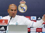 Zidane reiteró que el Real Madrid no necesita hacer fichajes