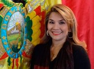 Senadora Jeanine Áñez asumió la presidencia de Bolivia