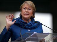 Bachelet: el covid-19 es una prueba para la humanidad y para nuestros valores universales