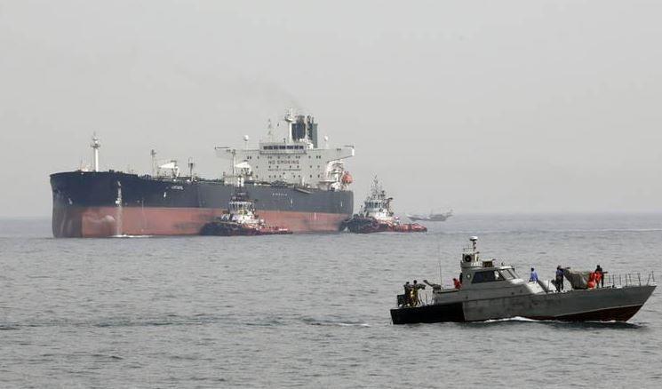 Cuarto buque iraní navega en aguas venezolanas y se dirige a Amuay