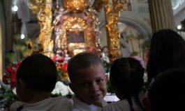 Marabinos conmemoran los 310 años de la aparición de la Virgen de la Chinita