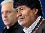 Bolivia anuncia orden de aprehensión contra Evo Morales