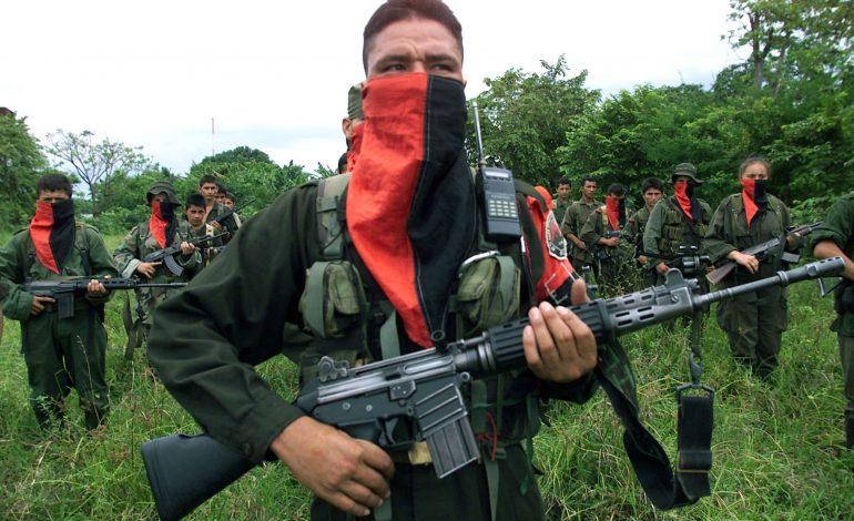 ELN tomó control de una zona fronteriza del lado venezolano