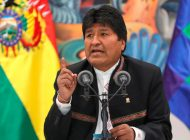 Bolivia confirma ficha azul por Interpol contra Evo Morales