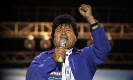 Eligen a Evo Morales jefe de campaña del MAS para comicios del 2020