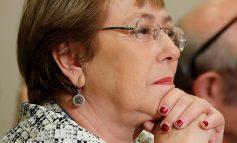 Guaidó le dio sus condolencias a Bachelet por la muerte de su padre