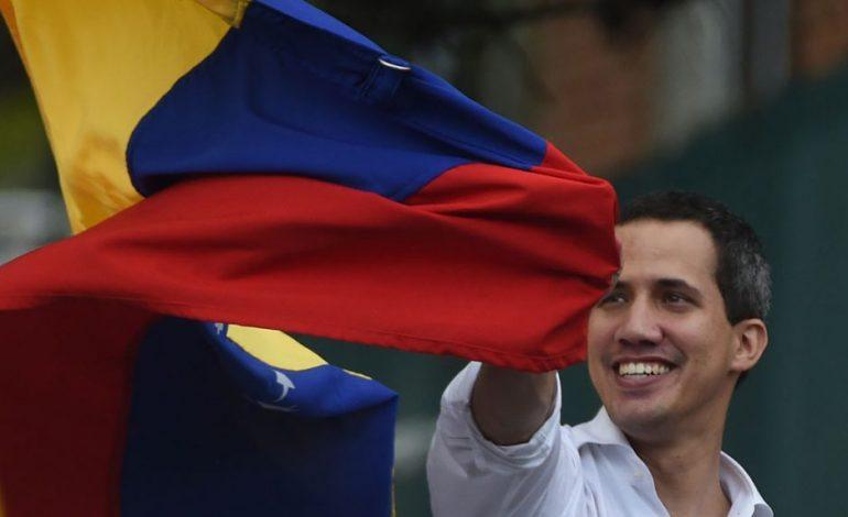 """Guaidó promete que el 2020 será el año de la """"República y  la libertad"""""""