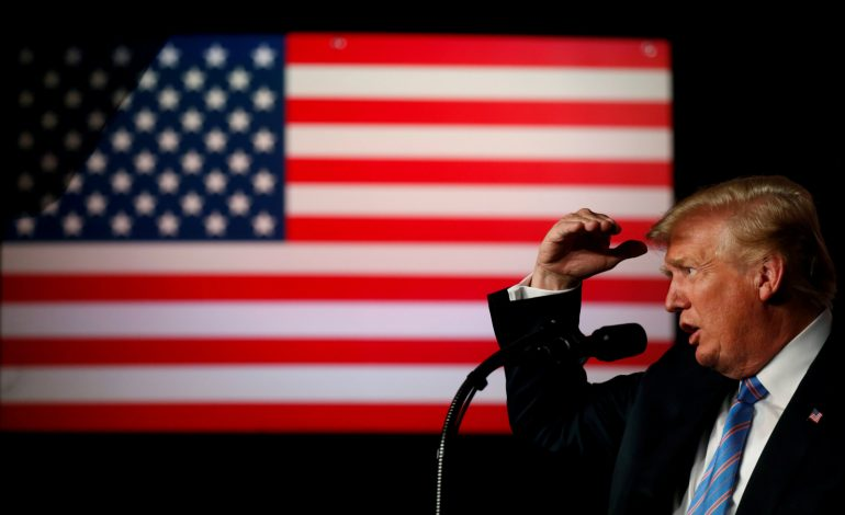 Rumores sobre la salud de Trump enardecen al mandatario estadounidense