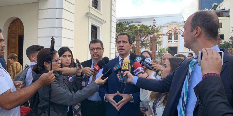 Guaidó: La protesta sostenida continuará siendo la estrategia para presionar la salida de la dictadura