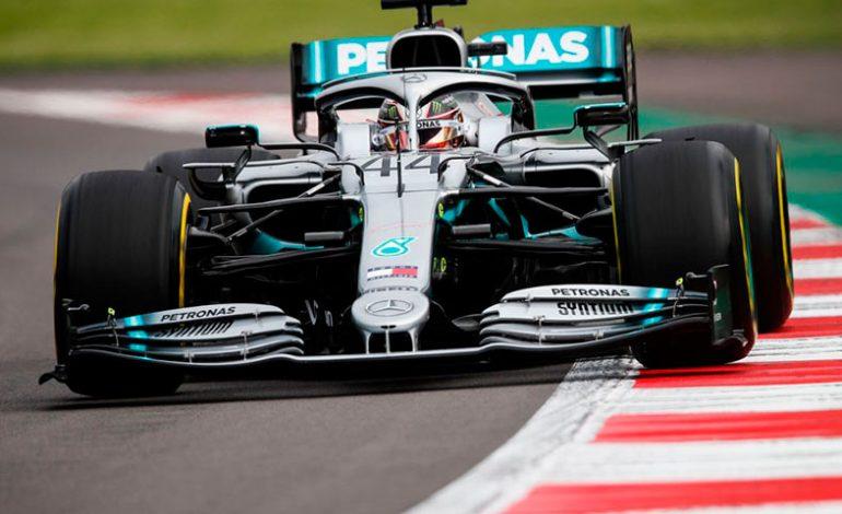Hamilton sigue arrasando en la Formula 1