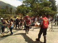 Un muerto y más de 50 heridos dejó estampida en concierto en el Parque del Este en Caracas