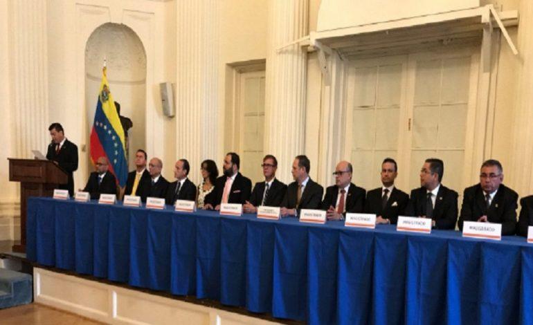 TSJ en el exilio designó nueva junta directiva para el período 2019-2021