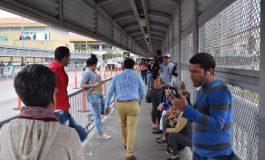 Venezolanos en México a la espera de asilo en Estados Unidos denuncian abusos
