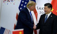 Trump cerró primera fase de acuerdos con China