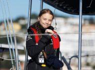 Reciente viaje de Greta Thunberg no fue tan ecológico como parece
