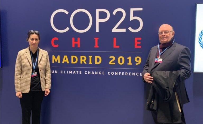 Embajadores del Gobierno legítimo de Venezuela denuncian en la COP25 la grave situación del Arco Minero