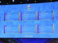 Alemania, Francia y Portugal en un mismo grupo de la Eurocopa 2020