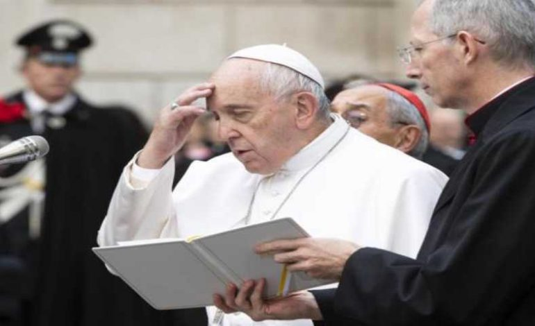 """Papa advirtió que la """"corrupción del corazón"""" es el peligro más grave"""