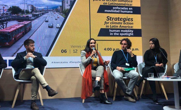 Silvana González: Tiene que haber una respuesta internacional para avanzar en la protección de los refugiados climáticos