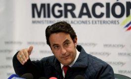 Christian Krüger renunció a su cargo como director de Migración Colombia