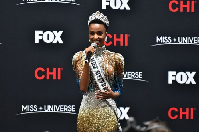 Zozibini Tunzi, Miss Universo 2019: Es un honor representar a la diversidad