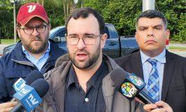 Representantes de la Embajada de Venezuela visitaron cárcel migratoria en Florida