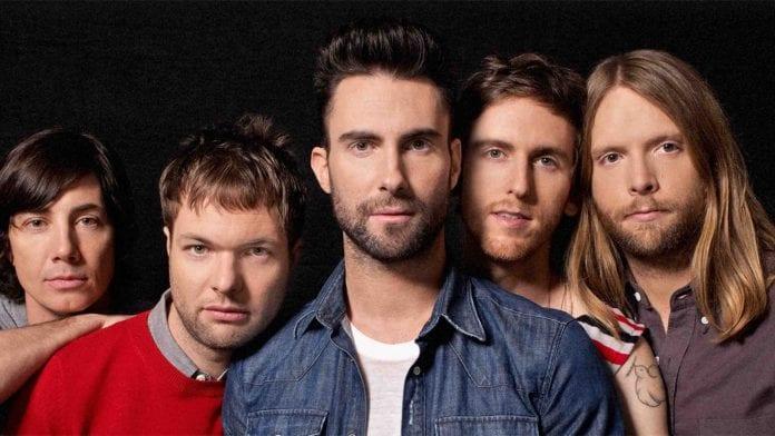 Maroon 5 anunció que saldrá de gira en 2020