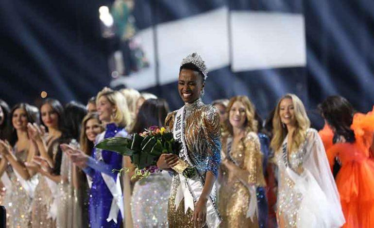 Miss Sudáfrica, Zozibini Tunzi se coronó como Miss Universo 2019