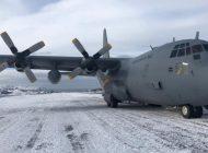 Declaran siniestrado avión militar chileno con 38 personas