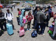 Brasil les concede refugio a más 21 mil venezolanos en un mismo día
