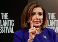 Pelosi: Ayuda por COVID-19 aún es posible antes de elecciones, pero depende de Trump