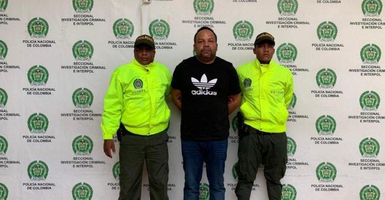 Capturan en Colombia al jefe de una de las organizaciones de narcotráfico más grande de República Dominicana