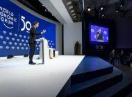 Guaidó desde el foro de Davos: Solos no podemos, necesitamos de su ayuda