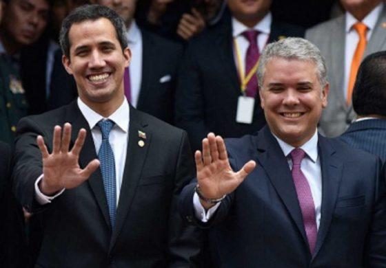 Iván Duque volverá a verse con Guaidó este jueves en Davos