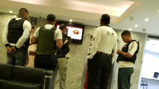 FAES y Sebin asedian a diputados opositores a horas de la primera sesión ordinaria del año