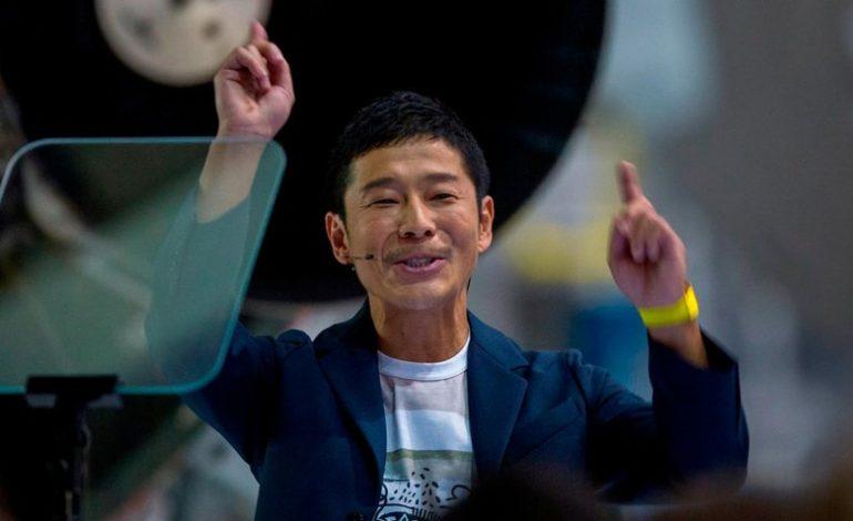 Millonario japonés busca novia para acompañarle a la Luna