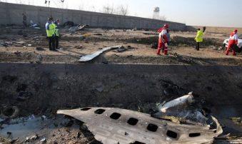 Llegan a Kiev restos de ucranianos muertos en el fatídico vuelo PS752