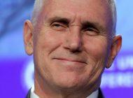 Mike Pence no perdió la oportunidad de hablarle sobre Venezuela al papa