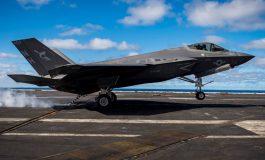 ¡Siguen las provocaciones! Estados Unidos exhibe 50 cazas de sigilo en acción