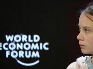 Thunberg y Trump vuelven a enfrentarse, esta vez en el Foro de Davos