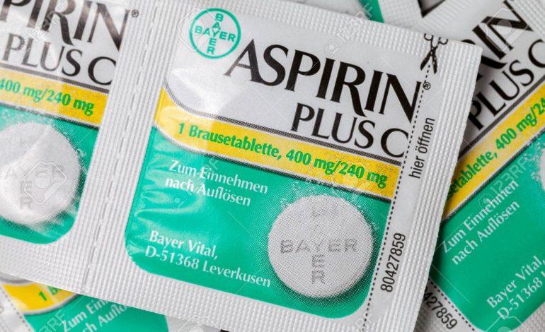 Investigadores afirman que consumir aspirina ayudaría contra el crecimiento de tumores