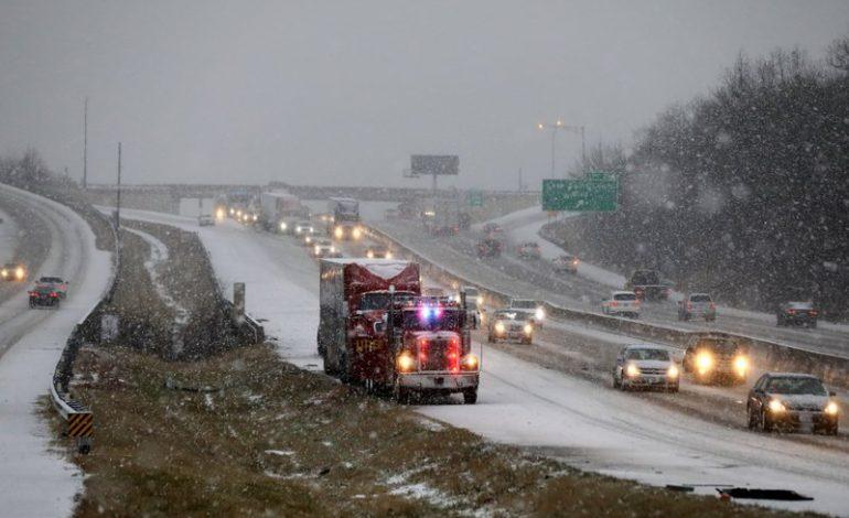 Al menos 11 muertos por tormentas en región sur de EEUU