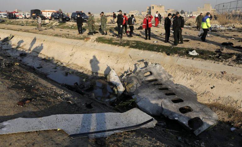 Irán acepta que derribó el avión ucraniano por error