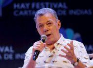 """Santos: Biden estará """"más dispuesto"""" que Trump a negociar una solución para Venezuela"""