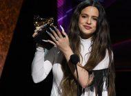 Rosalía, Sanz y Anthony, entre los ganadores latinos de los Grammy