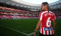 Deyna Castellanos volvió a marcar ante el Santa Teresa