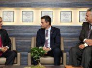 Crisis de Venezuela es el tema principal entre Pedro Sánchez, Iván Duque y Lenín Moreno