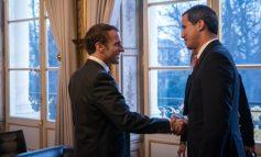Macron le da su apoyo a Guaidó y confía en unas elecciones rápidas y limpias