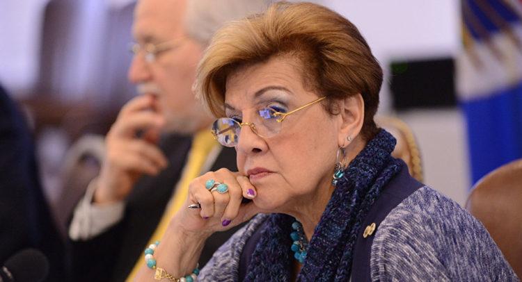 CIDH designa como relatora para Venezuela a Esmeralda Arosemena de Troitiño